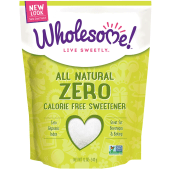 Wholesome Candy Sweeteners Zero Pouch