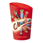 Celebrations Tub 8 Famous Brands
