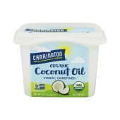 Carrington Farms Organic Coconut Oil Virgin Unrefined