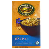 Natures Path  Path Organic Hot Oatmeal Flax Plus