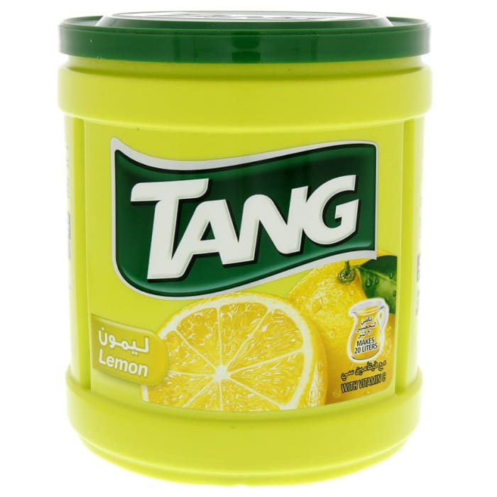 Tang Lemon Powder Drink