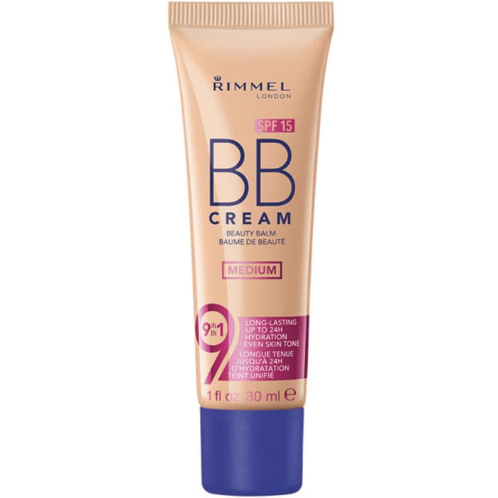 Rimmel BB Cream 9 in 1Light New -713