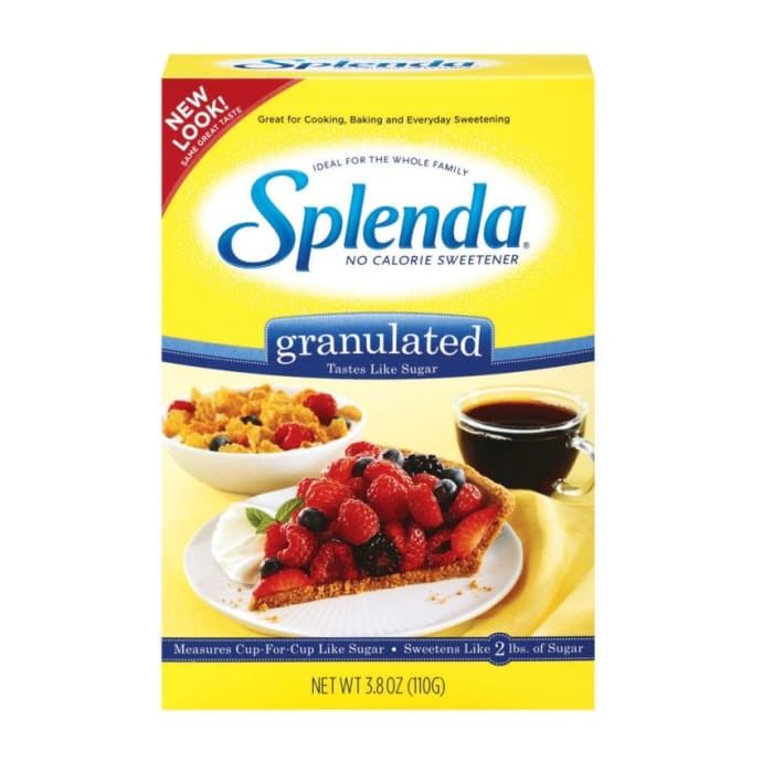 Splenda Granulated Sweetener