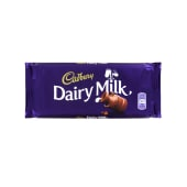 Cadbury Dairy Milk Chocolate Plain 61g