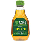 Whole Earth Sweetener Organic Honey & Stevia Blend Low Calorie