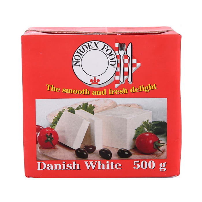 Danish Feta White Cheese