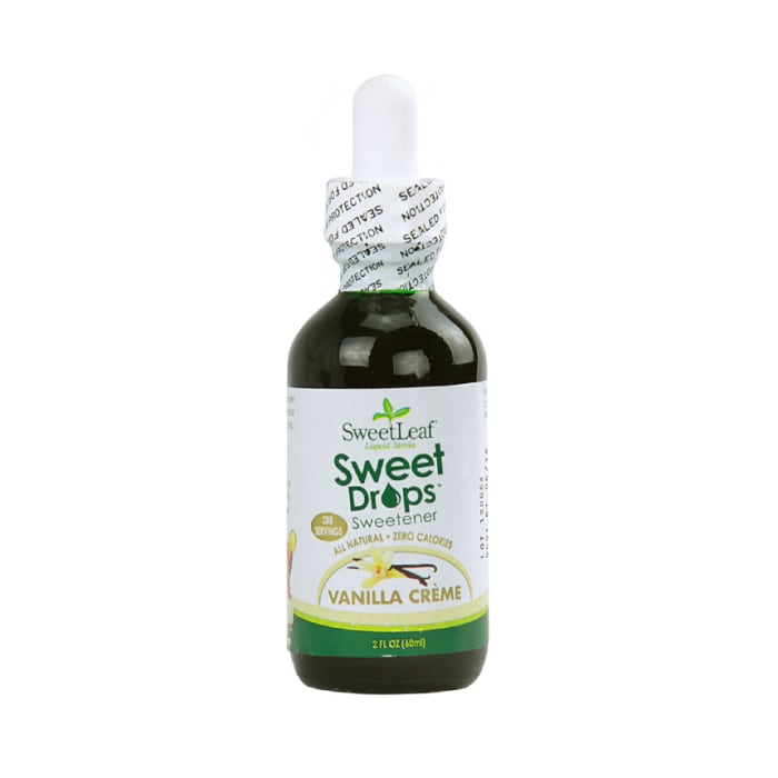Sweetleaf Liquid Stevia Vanilla Cream
