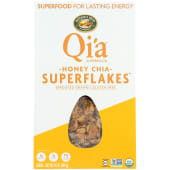 Natures Path Organic Cereal Superflakes Honey Chia 289g