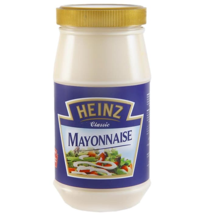 Heinz Mayonnaise Original Bottle