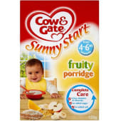 Cow & Gate Fruity Porridge