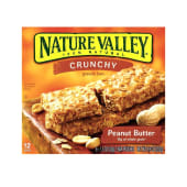 Nature Valley Crunchy Granola Bars Peanut Butter