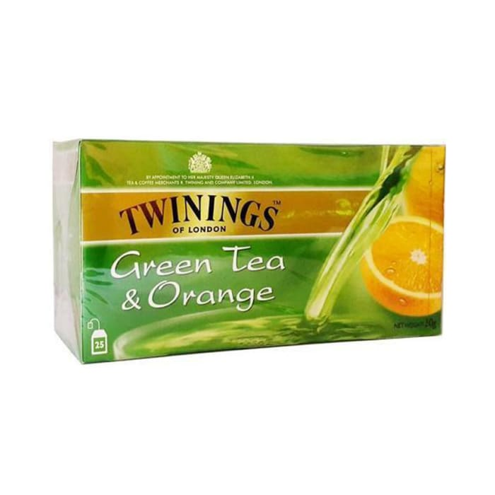 Twinings  Green Tea & Orange