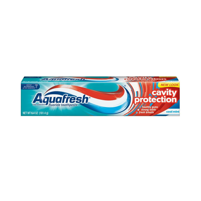 Aquafresh Tooth Paste Cavity Protection
