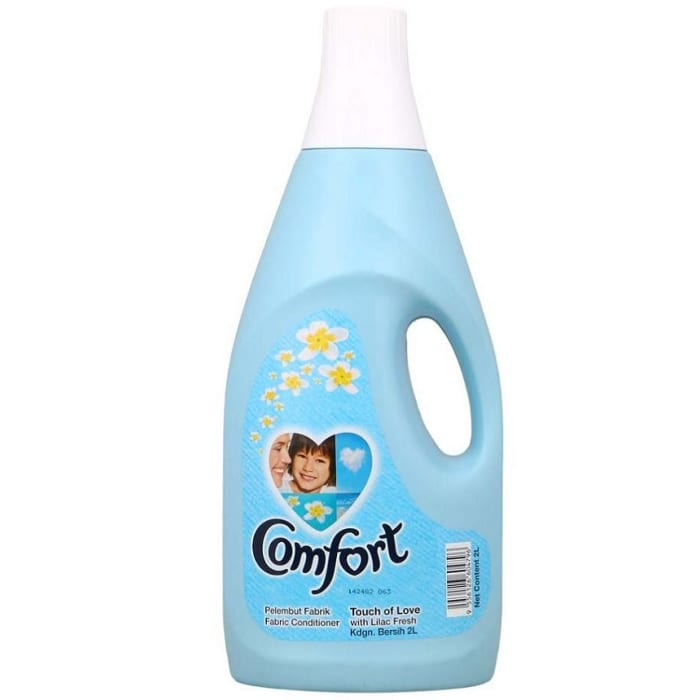 Comfort Happy Blue Fabric Softener