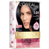 Loreal Paris Excellence Intense Deep Pure Black Hair Color