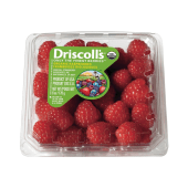 Driscoll's Fresh Organic Raspberries