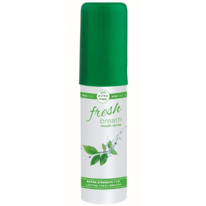 Fresh Breath Mouth Spray 18ml