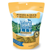 Natural Balance Limited Ingredient Patato & Duck Formula Dog Treats