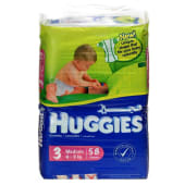 Huggies Superflex Medium Diaper