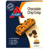Atkins Chocolate Chip Crisp Bars