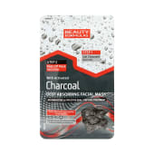 Beauty Formulas Charcoal Deep Absorbing Facial Mask 13g