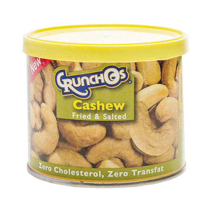 Crunchos Fried & Rosted Cashew Can