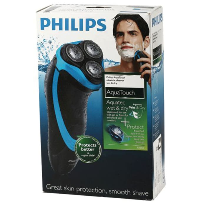 Philips AquaTouch Electric Shaver Wet and Dry