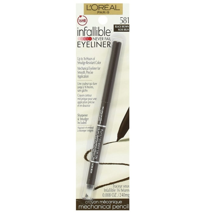 Loreal Paris Infallible Never Fail 581 Eyeliner