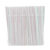 Hotpack Flexible Straw 6MM Wrapped
