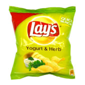 Lays Yogurt & Herb Chips