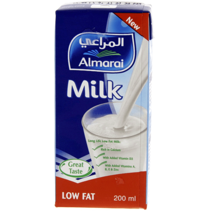 Almarai Low Fat Milk
