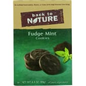 Back to Nature Fudge Mint Cookies 181g
