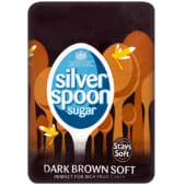 Sugar Dark Brown Silver Spoon