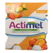 Actimel Multifruits Dairy Drink