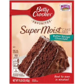 Betty Crocker Cake Mix Butter Recipe