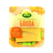 Arla Gouda Cheese Slices 150 Grams