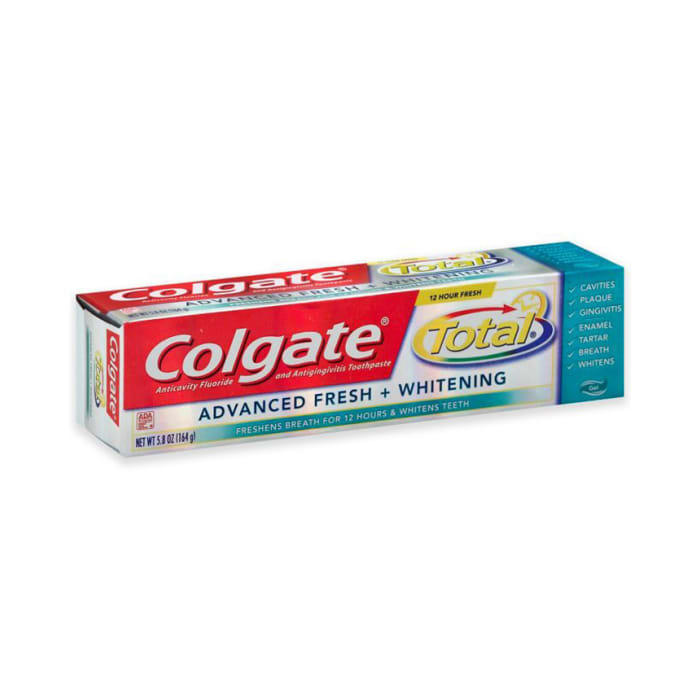 Colgate Tooth Paste Usa Total Advanced Fresh + Whitening Gel 164g