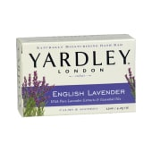 Yardley London English Lavender with Pure Lavender Extracts & Essential Oils Bath Bar Soap