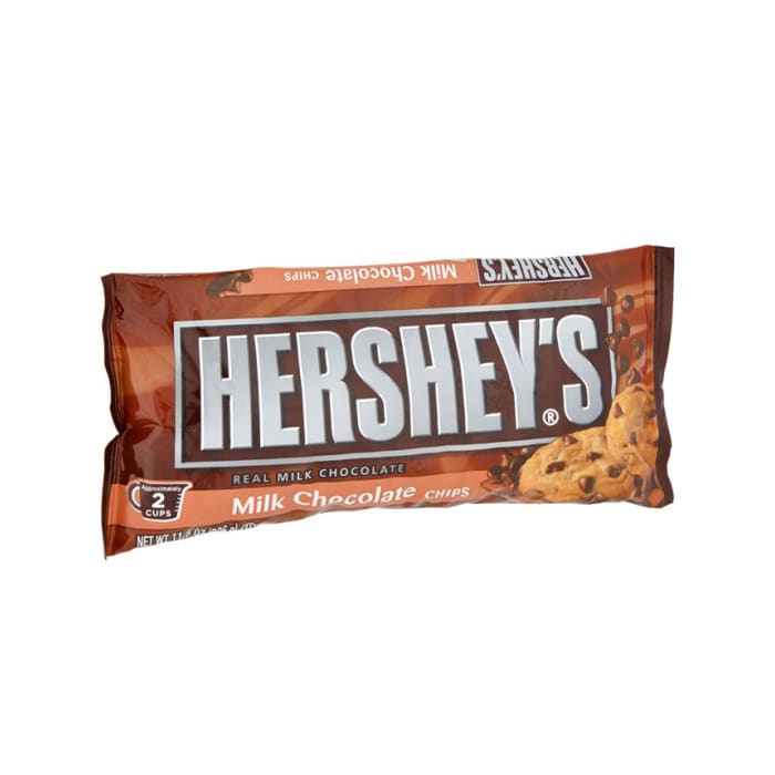 Hersheys  Milk Chocolate Baking Chips