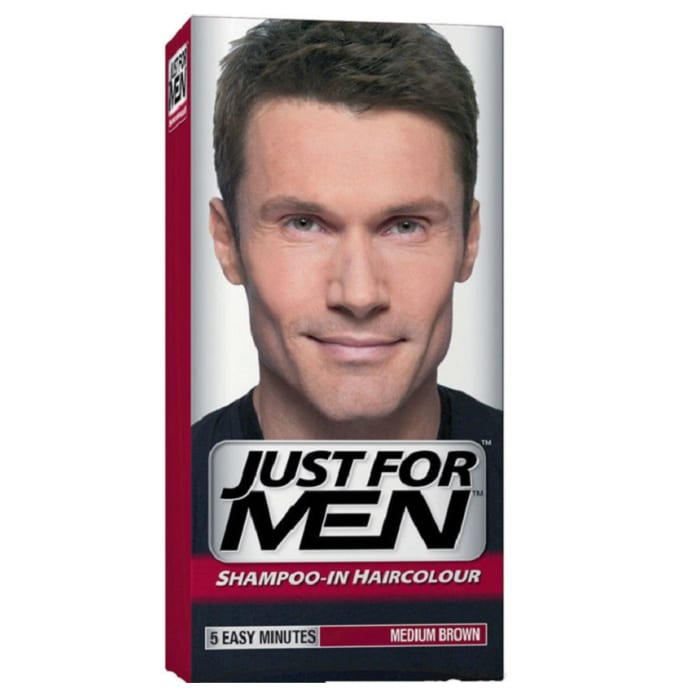 Just for Men Shampoo-In Hair Colour