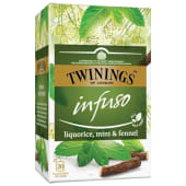 Twinings Liquorice Mint & Fennel 40g