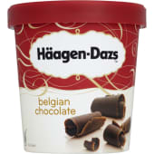 Haagen Dazs  Ice Cream Belgian Chocolate