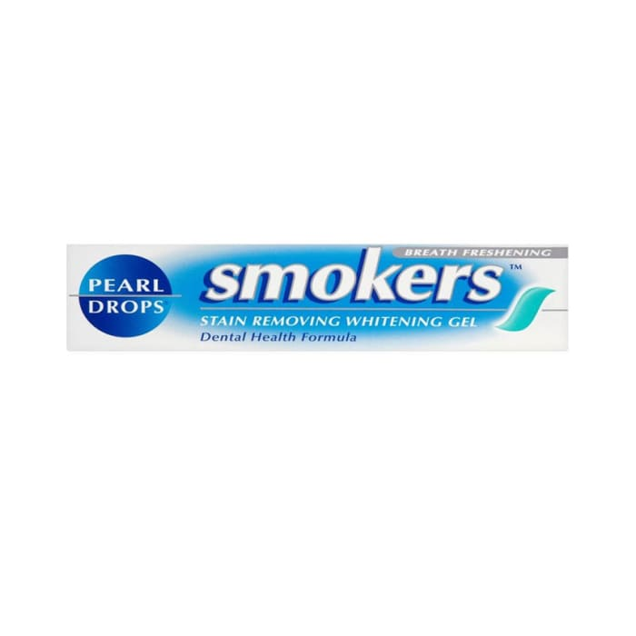 Pearl Drops Toothpaste Smokers