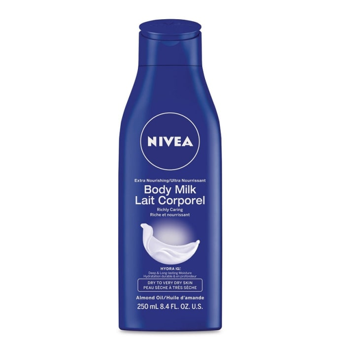 Nivea Body Lotion Rich Caring