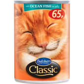Butcher's Classic Cat Ocean Fish In Jelly 400g