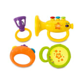 Win Fun Rattle Music Set 003131
