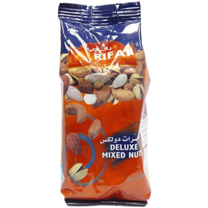 Al Rifai Deluxe Mixed Nuts Pouch 200g