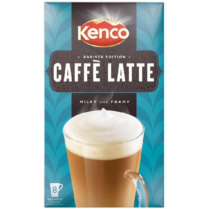 Kenco Caffe Latte Milky and Foamy Instant