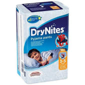 Huggies Drynites 3-5Y Pyjama Pants Boy 16/ct