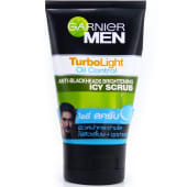 Garnier  Turbolight Oil Control Icy Scrub Cleanser